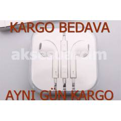 APPLE iPhone 5 Kulakl�k Mikrofonlu Kumandal�