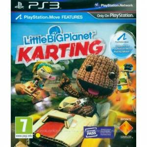 LITTLE BIG PLANET KARTING PS3 HD PAL SIFIR