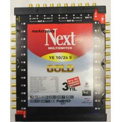 Next YE-10/24 Sonlu Santral Multiswitch+Adapt�r