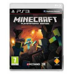 Minecraft: PlayStation 3 Edition Ps3 Oyunu