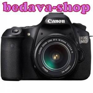 CANON EOS 60 D 18-55 IS KIT * HED�YEL�D�R