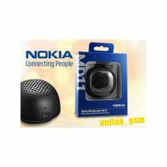 Nokia Mini Speaker MD-11 % 100 Orj. Nokia �r�n�