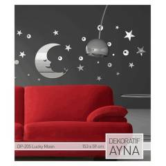 LUCKY MOON AYNA STICKER 153x59 CM