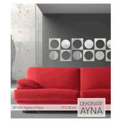 NIGHTS IN PARIS AYNA STICKER 97x32 CM