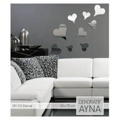 ETERNAL AYNA STICKER 83x75 CM