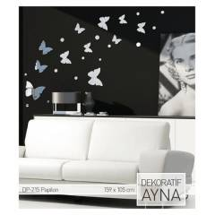 PAPILON AYNA STICKER 159x105 CM