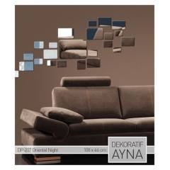 ORIENTAL NIGHT AYNA STICKER 108x46 CM