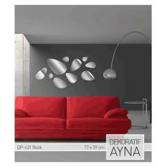 ROCK AYNA STICKER 77,4x39,6 CM