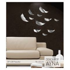 PEACEFUL AYNA STICKER 94,5x64,5 CM