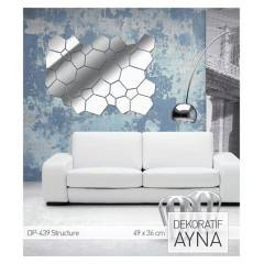STRUCTURE AYNA STICKER 49x36 CM