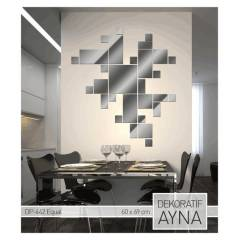 EQUAL AYNA STICKER 60x69 CM