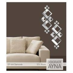 DIAMONDS AYNA STICKER 53,9x78,9 CM