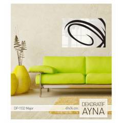AYNA STICKER 50X74 CM MAJOR