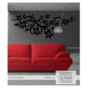 KAD&#304FE DUVAR STICKER DREAM 52x128 CM