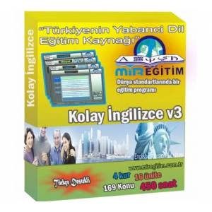 M�RE��T�M KOLAY �NG�L�ZCE E��T�M SET� v3 *