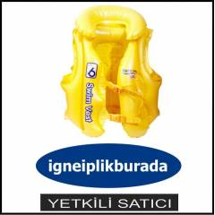 BESTWAY SWIMSAFE L�SANSLI �OCUK CAN YELE��