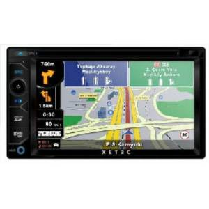 XETEC DS6202 NAV�GASYONLU MULT�MEDYA TV DOUBLE