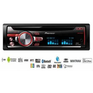 Pioneer deh-x8650bt bluetooth cd/usb/sd/radyo