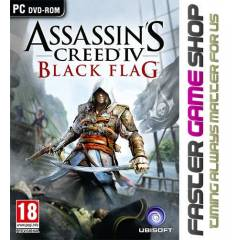 Assassins Creed 4 Black Flag EU UPlay Key