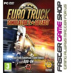 Euro Truck Simulator 2 Going East Steam Key DLC