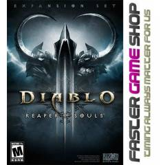 Diablo 3 Reaper of Souls EU Battle.Net Key