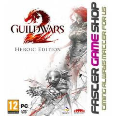 Guild Wars 2 Heroic Edition EU Cd key
