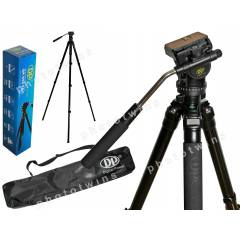 DP-550 Video ve Foto�raf ��in Profesyonel Tripod