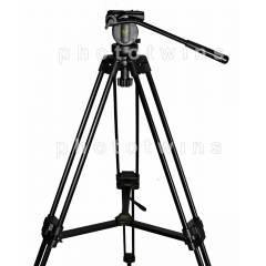 DP-650 Video ve Foto�raf ��in Profesyonel Tripod