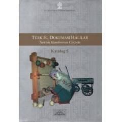 T�rk El Dokumas� Hal�lar - Turkish Handwoven Car