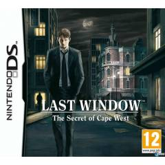 LAST WINDOW THE SECRET OF CAPE WEST DS SIFIR