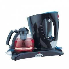 King K-8260 Tea Express Demlikli �ay Makinesi