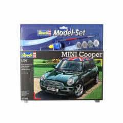 Revell M Set Mini Cooper Spor Araba Maketi