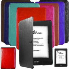 Amazon Kindle Logo'lu Paperwhite K�l�f Ka�maz