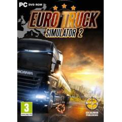 Euro Truck Simulator 2 Steam Key