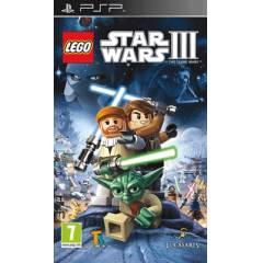 PSP LEGO STAR WARS 3 THE CLONE WARS ag-04.0263