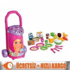 +Dede 01508 Barbie Pazar Arabas�