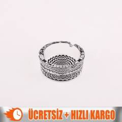 +Ashtray Dc-1037 Desenli K�ll�k Desen No:06