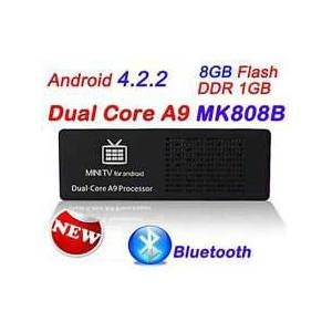ANDROiD TV BOX  MK808B 4.2.2. 8GB W�F� BLUETOOTH