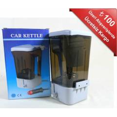 12V  Oto Su Is�t�c� Oto Kettle Ara� Kettle