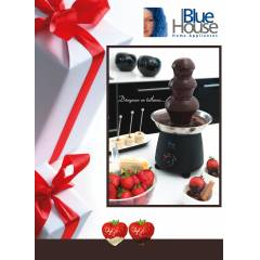 BlueHouse BH 650 CF Chocolate �ikolata �elalesi
