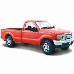 Maisto 1999 Ford F-350 Duty Pickup 1:24 Model Ar