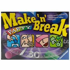 Maken Break Party