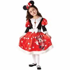 Minnie Mouse �ocuk Kost�m 7-8 Ya� Wonderland