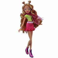 Winx Club Shopping Fairy Flora