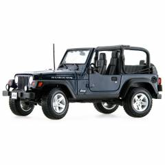 Maisto Wrangler Rubicon Jeep 1:18 Model Araba S/