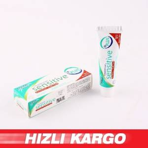 -Sensitive Hassas Di�ler I�in Di� Macunu 90gr