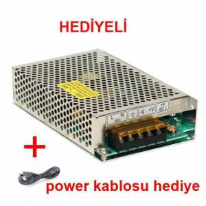 12V 15 AMPER METAL KASA ADAPT�R, LED ADAPT�R�
