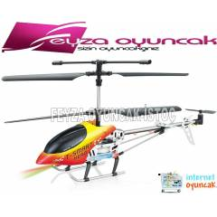 3.5 Kanal T-Smart Hero Helikopter Gyrolu 33cm