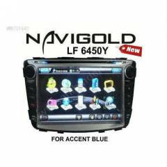 Hyundai ACCENT BLUE NAV�GASYON MULT�MEDYA TV BT
