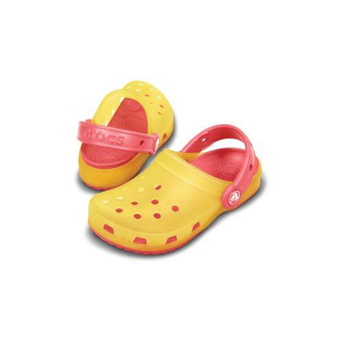 Crocs Chameleons Translucent Clog Kids Terlik Burst-Co
